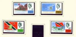TRINIDAD AND TOBAGO - 1966 Royal Visit Set Unmounted/Never Hinged Mint - Trinidad & Tobago (1962-...)