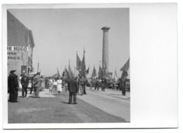 Waterloo Pélerinage Wallon 1953   Photo 18x13 (musée De La Vie Wallonne) - Reproductions