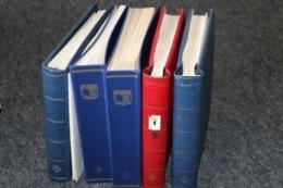 DEUTSCHLAND Restposten In 7 Großen + 3 Kleinen Steckalben, 153 Bilder ....204 (G) - Lots & Kiloware (mixtures) - Min. 1000 Stamps