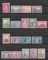 Ruanda Urundi 1931, Complete Set MH - 1948-61: Ungebraucht