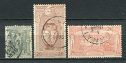 Griechenland Nr.99/101          O  Used       (788) - 1896 Primeros Juegos Olímpicos