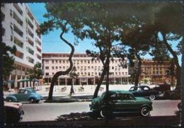 PESCARA - Piazza Della Rinascita Bella Cartolina Con Auto D'epoca Viaggiata 1960 Perfetta - Ravenna