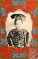 Japon - Fantaisie - Femme Japonaise - Japan