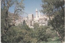 Town Of Jiblah In The Province Ibb , Yemen - Yemen
