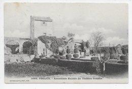 Frejus - Anciennes Ruines Du Theatre Romain - Giletta 1666 - Dos Simple - Frejus