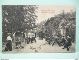 Mondorf-les-Bains. Devant La Pergola. 1908. Très Animée - Mondorf-les-Bains