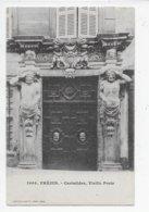 Frejus - Cariatides, Vieille Porte - Giletta 1664 - Dos Simple - Frejus