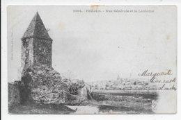 Frejus - Vue Generale, Depuis La Lanterne - Giletta 1659 - Dos Simple - Frejus