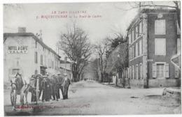 Roquecourbe Hotel Café Valat Attelage - Roquecourbe