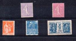 Timbres De France **. A Vous De Faire Le Prix !!! - Stamps