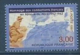 "FR YT 3072 "" Combattants Français En Afrique Du Nord "" 1997 Neuf** - France"