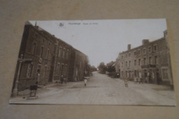 Havelange,RARE Ancienne Carte Animée Du Village,route De Ciney,boucherie ,1928,belle Carte Pour Collection - Havelange