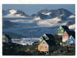 GREENLAND - AK 364048 Kulsuk Village - Groenlandia