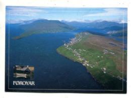 FAROE ISLANDS - AK 364052 Skalafjordur - Féroé (Iles)