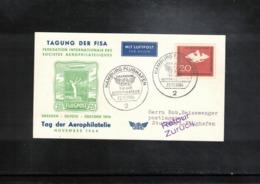Deutschland / Germany 1964 Hamburg Tagung Der FISA Tag Der Aerophilatelie - [7] Federal Republic