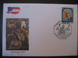 Österreich- St. Nikola/Pram 6.12.2000, 28. Sonderpostamt - 1991-00 Cartas
