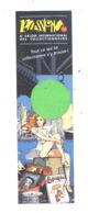 """Marque-pages Publicitaire  - """"PASSION """" 1996 - 6e Salon Des Collectionneurs à CHARLEROI   (b260/4) - Marque-Pages"""