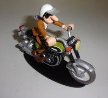 Figurine En Résine Joe Bar Team : Emile Lapince Honda 500 Four - Figurines