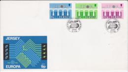 Jersey 1984 FDC Europa CEPT (NB**LAR7-33) - Europa-CEPT