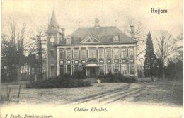 (104) Itegem  Château D'Isschot - Heist-op-den-Berg