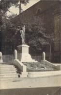 43 HAUTE LOIRE Carte Photo Du Monument Aux Morts D'YSSINGEAUX à Son Ancien Emplacement - Yssingeaux