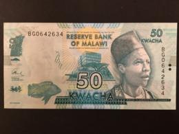 Malawi 50 Kwacha 2017 Pick 58 Ref 2634 - Malawi