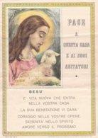 LOCANDINA RELIGIOSA 17x24 DEL 1961 - Religion & Esotérisme