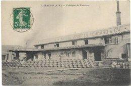 06. VALLAURIS. FABRIQUE DE POTERIE NARBON JOURDAN FOUCARD - Vallauris