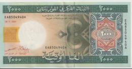 MAURITANIA P. 14a 2000 O 2004 VF - Mauritania