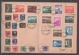 Lubiana 1945 - Splendida Busta Filatelica                 (g6134) - 9. WW II Occupation (Italian)