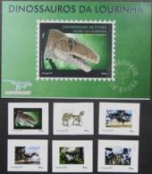 Portugal - Unused Adhesive N (National Rate) Dinosaurs 2011 Museu Da Lourinhã - Stamps