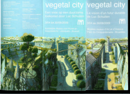 Luc Schuiten Vegetal City 2009 - Revues & Journaux