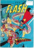 FLASH - N°9 - Flash Avec Superman - Flash