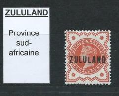3215 - Timbres ZULULAND - Zululand (1888-1902)