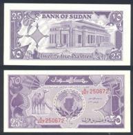 Sudan 25 Piastres 1985 Pick 30 - Sudan