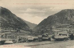 Vista D' Encamp I Parroquial Ab Son Campana Romanic Casa Mauresa - Andorra