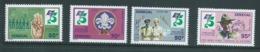 Senegal 1984 Scout Set Of 4 MNH - Sénégal (1960-...)
