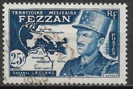 Fezzan 1949 Mi Nr. 42 - Fezzan (1943-1951)