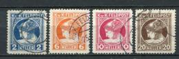 Osterreich Feldpost Nr.49/52             O  Used                (3448) - Oostenrijk