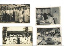 4 Photos Du Vietnam-entre 1959 Et 1964 - Lieux