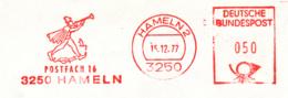 Freistempel 8909 Rattenfänger Von Hameln - Machine Stamps (ATM)
