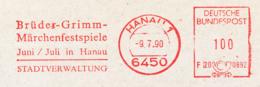 Freistempel 8977 Grimm Märchenfestspiele - BRD
