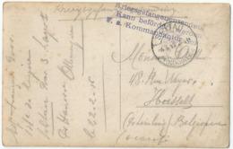 _9Dp611: ...Kriegsgefangenensendung.. > Hasselt 1915 - WW I