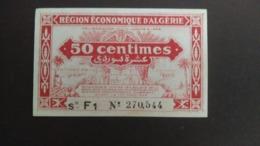 Algeria 1949: 50 Cents - Algeria