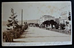Photo Carte De Visite CDV  - NICE Ou Environs - Cote D'Azur - La Promenade Des Anglais - Fotos