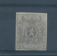 Kleine Leeuw NR 22 Ongetand ** Postfris  Mooi Gerand - 1866-1867 Petit Lion