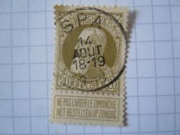 Obl    Spa - 1905 Grosse Barbe