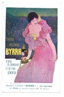 CPA BYRRH H DUFAU ART NOUVEAU - Ilustradores & Fotógrafos
