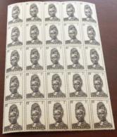 Cameroun - 1939 - N°Yv. 162 - Femme De Lamido 2c - Bloc De 25 - Neuf Luxe ** / MNH / Postfrisch - Cameroun (1915-1959)