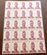 Cameroun - 1939 - N°Yv. 168 - Femme De Lamido 20c - Bloc De 25 - Neuf Luxe ** / MNH / Postfrisch - Camerun (1915-1959)